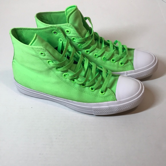 5e9c23a6e1ac Converse Chuck Taylor Other - Converse All Star Lime Green Size 9 Men
